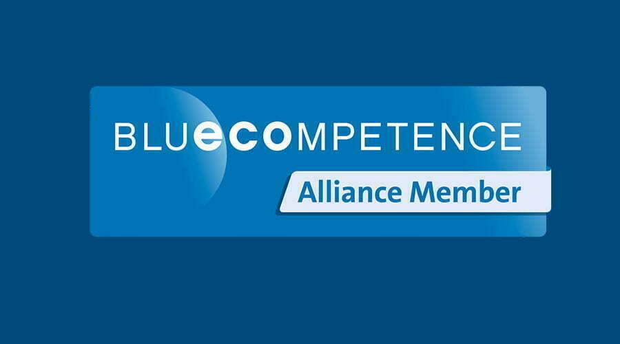 Bluecompetence Aliiance Member Logo
