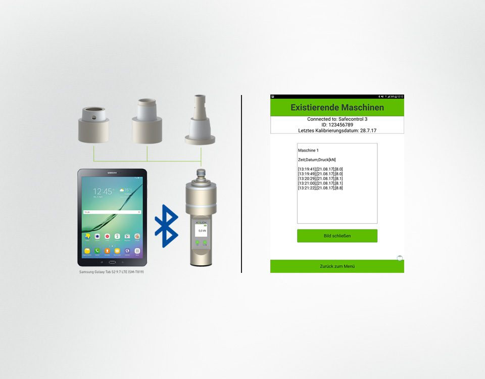 KELCH Safecontrol 3 Tablet