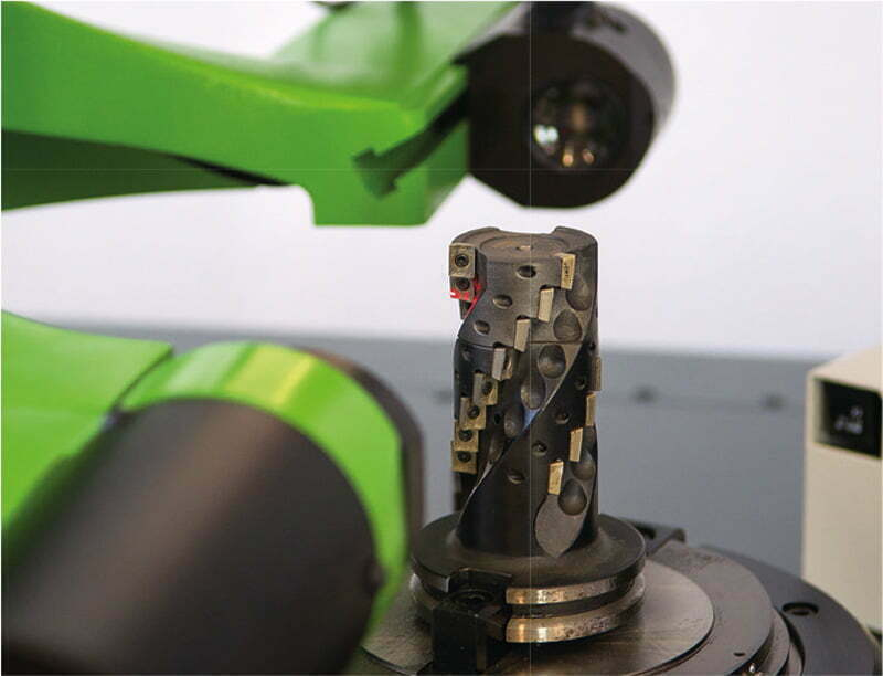 KELCH KENOVA set line V6 Optikträger Detailaufnahme