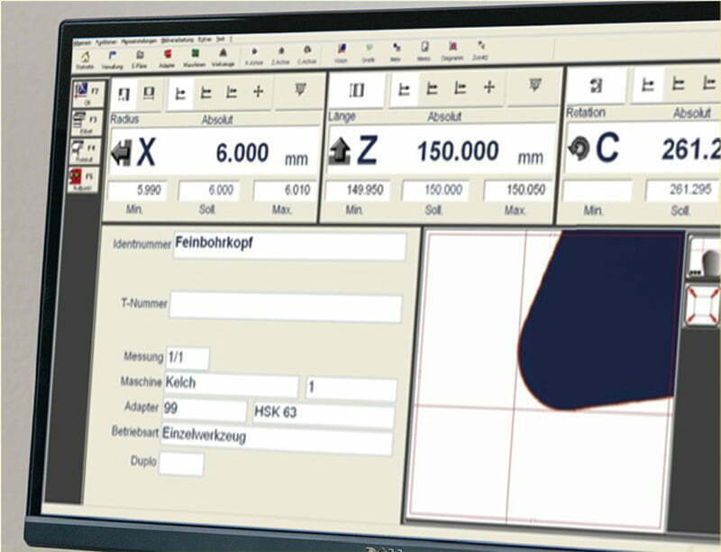 KELCH KENOVA set line V6 Software
