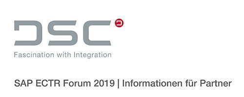 SAP ECTR Forum 2019 in Heidelberg