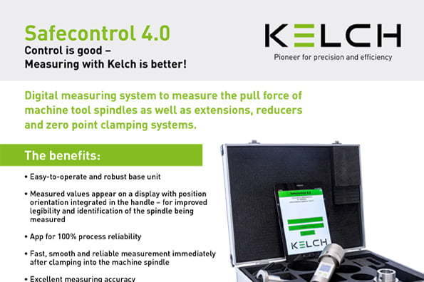 Safecontrol 4.0 V01 von Kelch