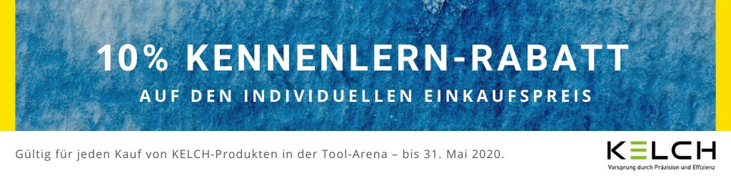 KELCH-Aktionsbanner-Neukunden-Rabatt-ToolArena
