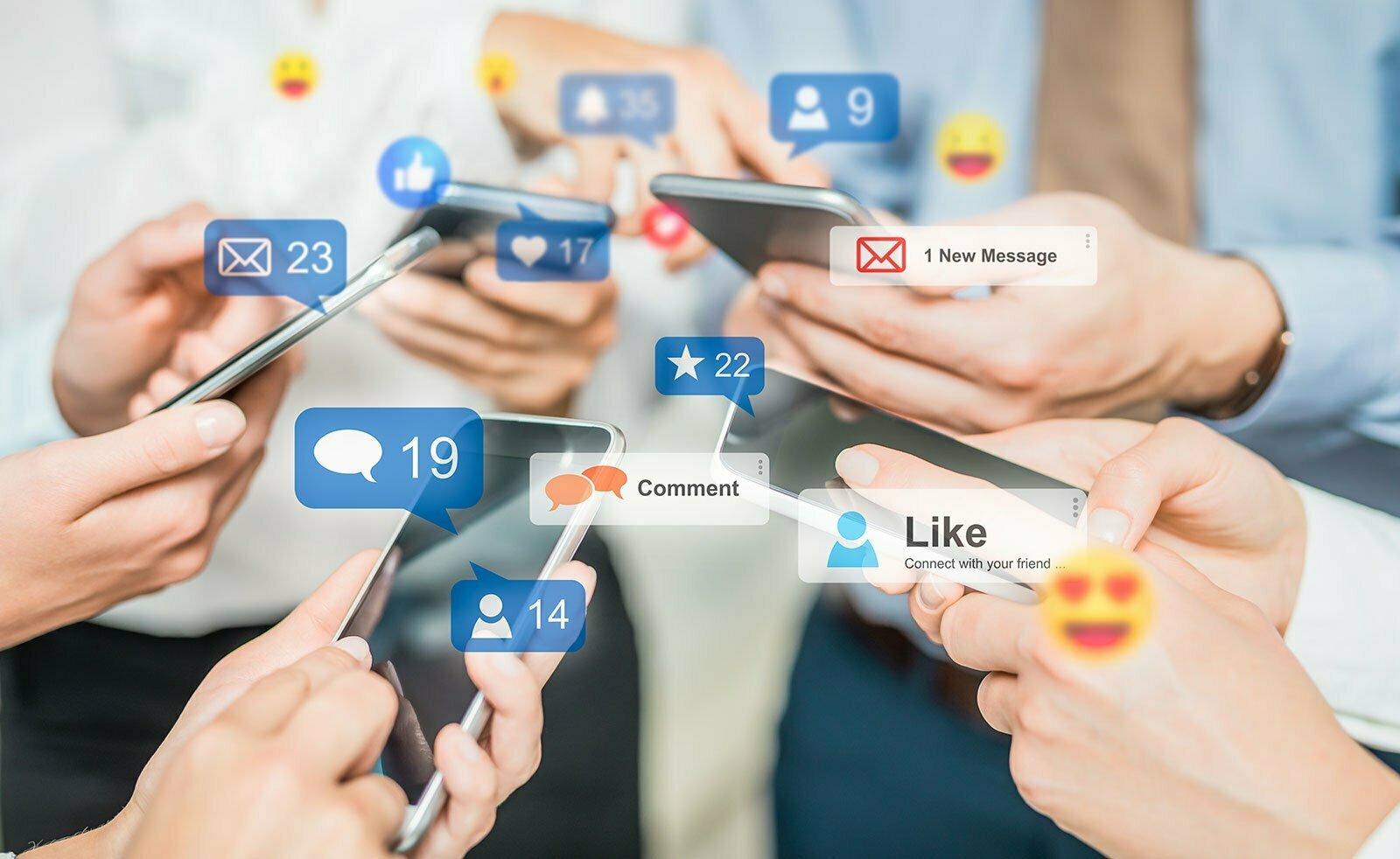 KELCH Netiquette für Social Media