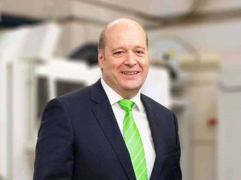 KELCH-Geschäftsführer Frank Wildbrett stellt den Gesundheitsschutz von Kunden und Mitarbeitern an erste Stelle.