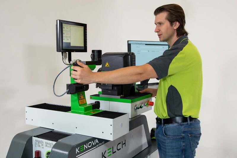 Mit dem neuen KENVOA set line H343 erhalten Einsteiger in die Werkzeugeinstellung und Vermessung erstmals Optionen, die bisher nur bei der PREMIUM line von KELCH verfügbar waren.